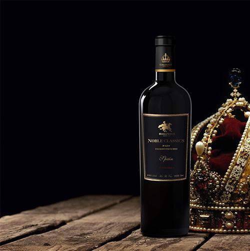 贵族经典添普兰尼洛干红葡萄酒<br>Segovia Castle Tempranillo Red Wine