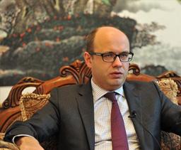 """【大使访谈】白俄罗斯驻华大使:""""一带一路""""倡议为白俄罗斯发展带来机遇"""