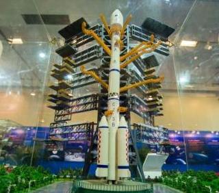 """代表委员解读中国航天的""""超级计划"""""""