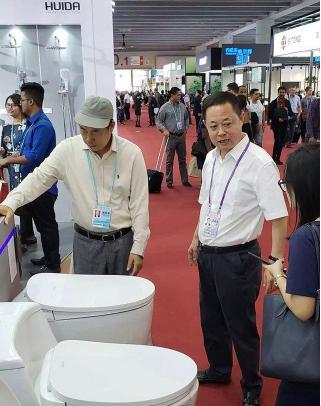 惠达卫浴阎振利:广交会是中国品牌树立形象的平台