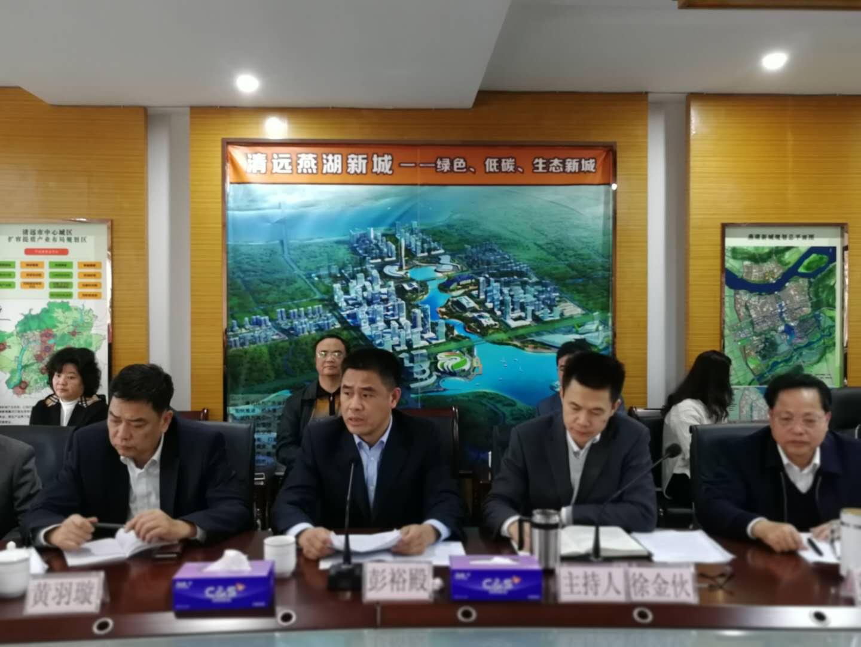 市交通运输局到贺州永州两市交流路网规划对接工作