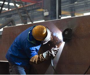 汉江重工:全面复工复产 重点项目保生产
