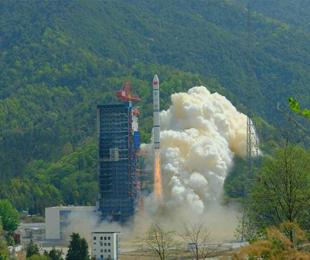 中国成功发射遥感三十号06组卫星