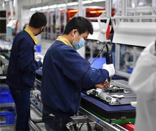 陕西咸阳:加快推进企业复工复产