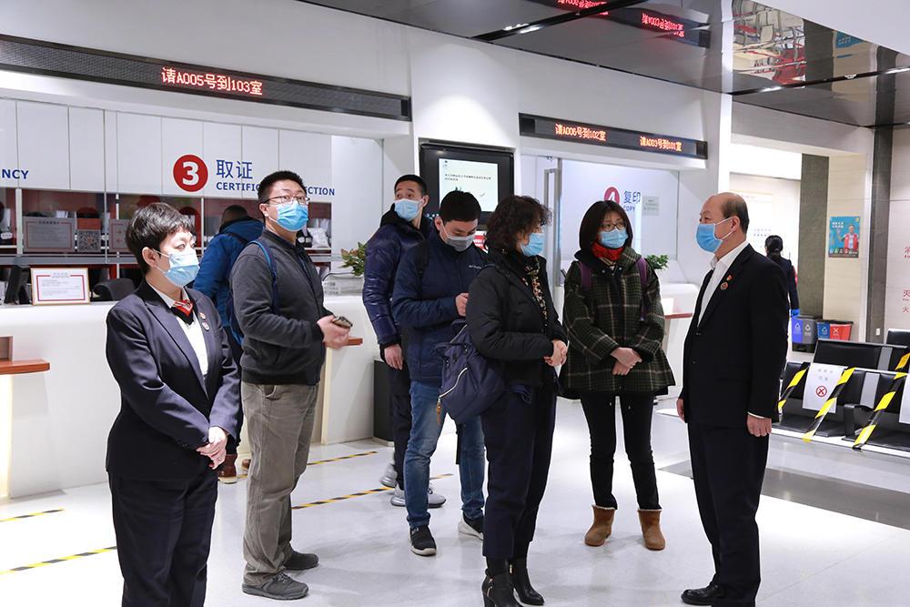 国家发改委价格司赴北京市开展公证服务收费情况调研