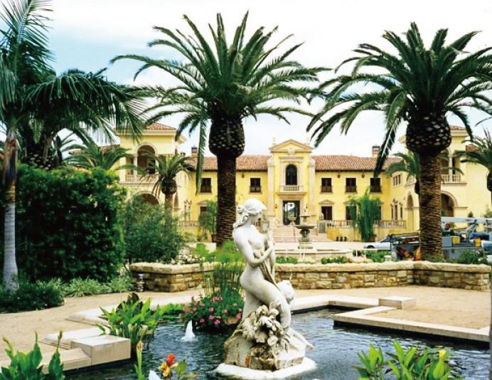 佛罗伦萨——贝弗利花园