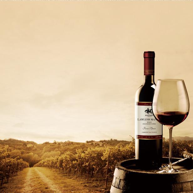 洛丽丝庄园赤霞珠干红葡萄酒<br>Lawless Manor Cabernet Sauvignon red wine