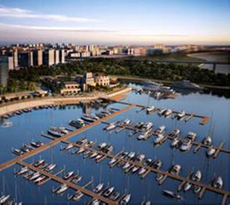 吉华岩土:广州南沙游艇俱乐部项目 荣获设计三等奖