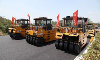 惠清高速将于今年9月完工完成交工验收